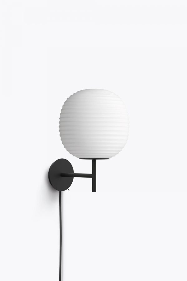 Lanter-Wall-Lamp-Small-cord-+-switch-Grey-Background